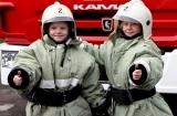 Знакомство с профессией огнеборца