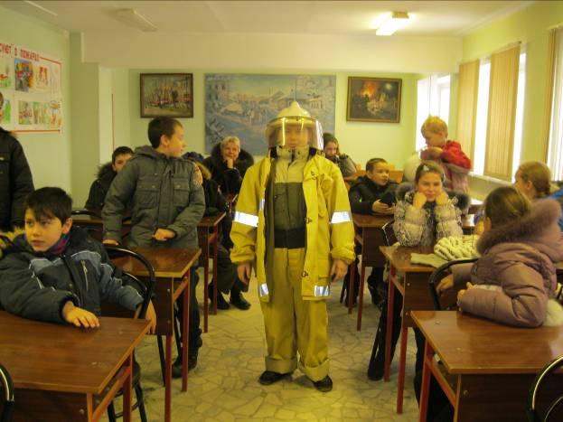 Работы по пожарной безопасности в Клинском районе Подмосковья