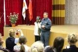 Открытый урок ОБЖ в МБОУ СОШ «Гармония» г. Можайска