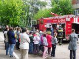День пожарной безопасности в лагере «Звездный дождь»