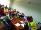 Ногинские спасатели провели занятия с юными спасателями Россоюзспаса