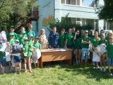 День пожарной безопасности проведен в детском лагере «Ока» Ступинского района