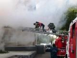 """Пожар понарошку: """"Месячник безопасности"""" в городе Лобня"""