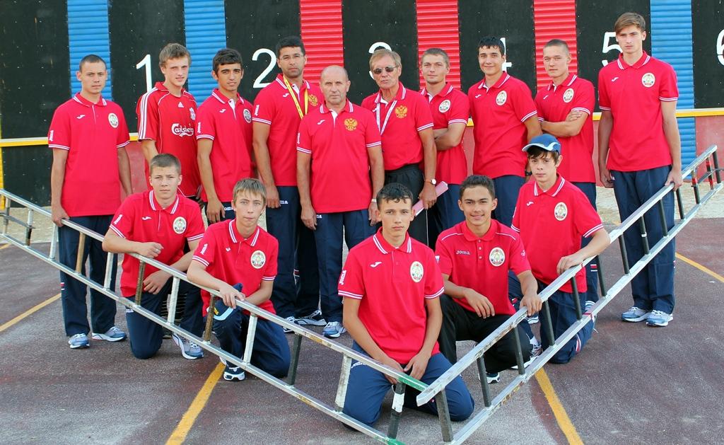 В подмосковном Подольске открывается IV Чемпионат Мира среди юношей по пожарно-спасательному спорту