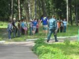 День пожарной безопасности в детском лагере «Звенигород»