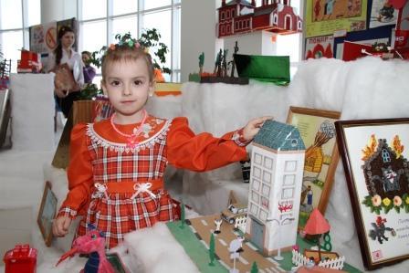 В центре детского творчества «Радуга» в г. Дмитров прошло награждение победителей районного конкурса детского творчества по противопожарной тематике