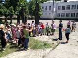 Тренировочная эвакуация в школе села Кривандино Шатурского района