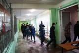 Пожарные учения прошли в школе №2 г. Лобня