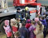 День открытых дверей в Люберецком гарнизоне пожарной охраны
