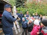 Пожарные и спасатели Коломны проводят в школах уроки безопасности жизнедеятельности