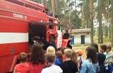 День пожарной безопасности в лагере «Родина»