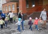 Тренировочная эвакуация в детском садике «Ладушка» города Подольска