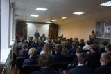 Инспекторы Госпожнадзора рассказали школьникам Подмосковья о безопасном использовании пиротехники