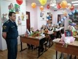 В подмосковных школах проведены уроки безопасности