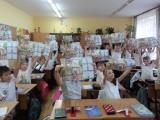 Инспекторы Госпожнадзора провели внеклассный час на противопожарную тематику в школе Раменского района