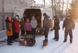 Занятия в Егорьевском клубе «Юный спасатель»