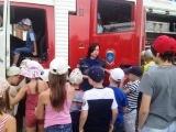 День открытых дверей в пожарной части Ступинского района