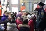 День открытых дверей в Люберецком гарнизоне пожарной охраны Московской области