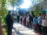 Открытые уроки по вопросам обеспечения пожарной безопасности прошли в Дмитровском районе