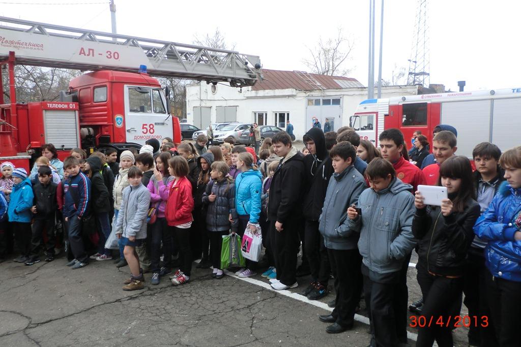 Тренировочные эвакуации в школах Ленинского района