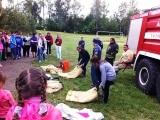 В пожарных частях Можайского района прошли дни открытых дверей
