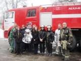 День открытых дверей в Правдинской пожарной части №263