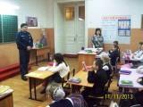 Спасатели г. Орехово-Зуево провели беседы с детьми образовательных учреждений города
