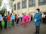 День пожарной безопасности в Привокзальной школе Волоколамска