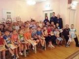 «День пожарной безопасности» провели сотрудники МЧС Мытищинского района