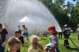 Работники Подольского территориального управления побывали в детском лагере «Родина», расположенном рядом с подмосковным Подольском