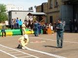 Соревнования по пожарно-прикладному спорту прошли в Наро-Фоминске