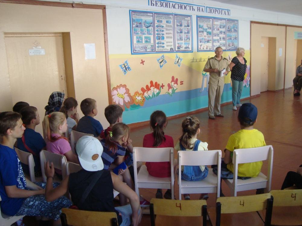 Детская безопасность на воде – приоритетное направление в работе ГИМС