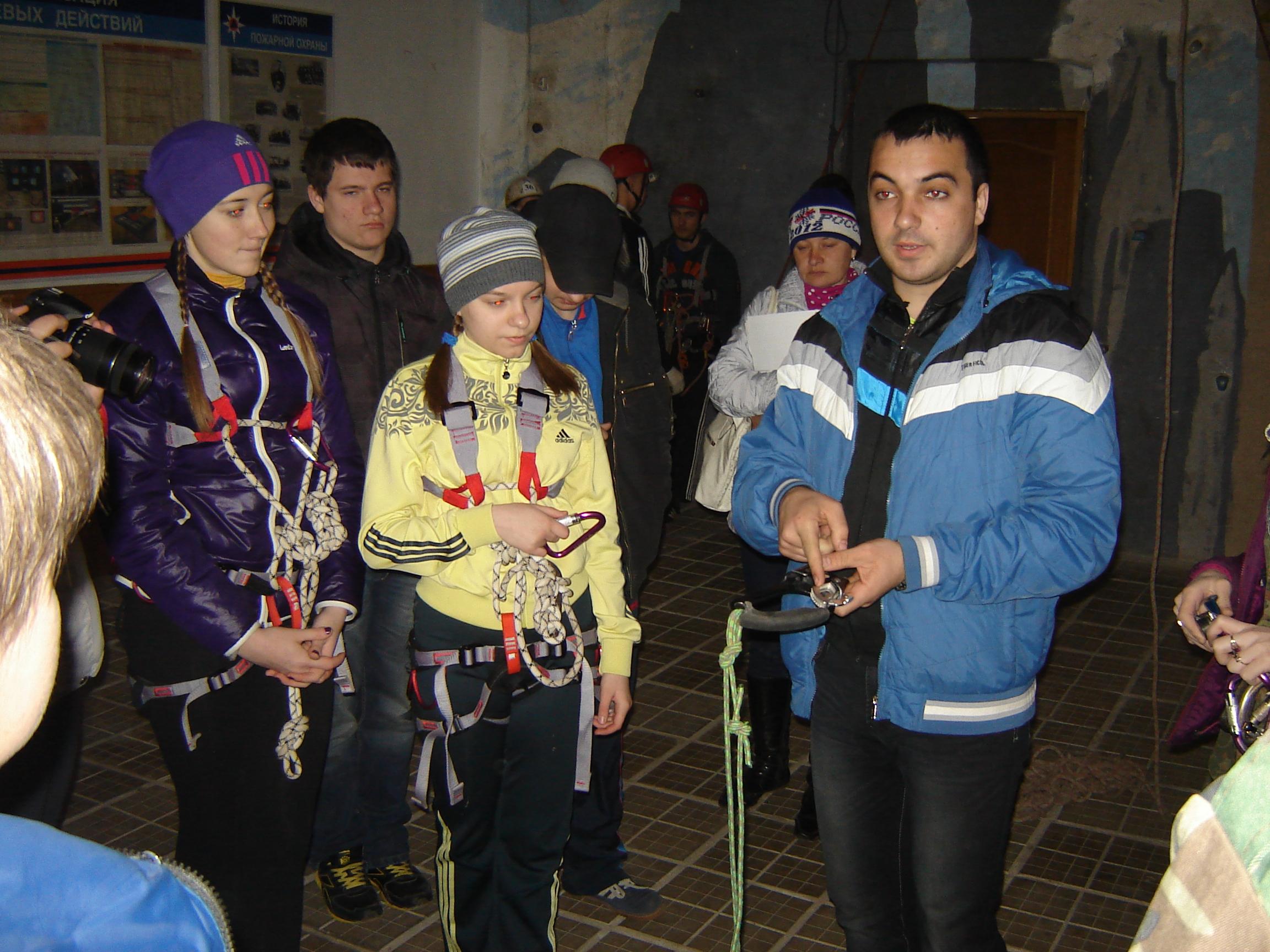 Ведется подготовка к соревнованиям «Школа безопасности»