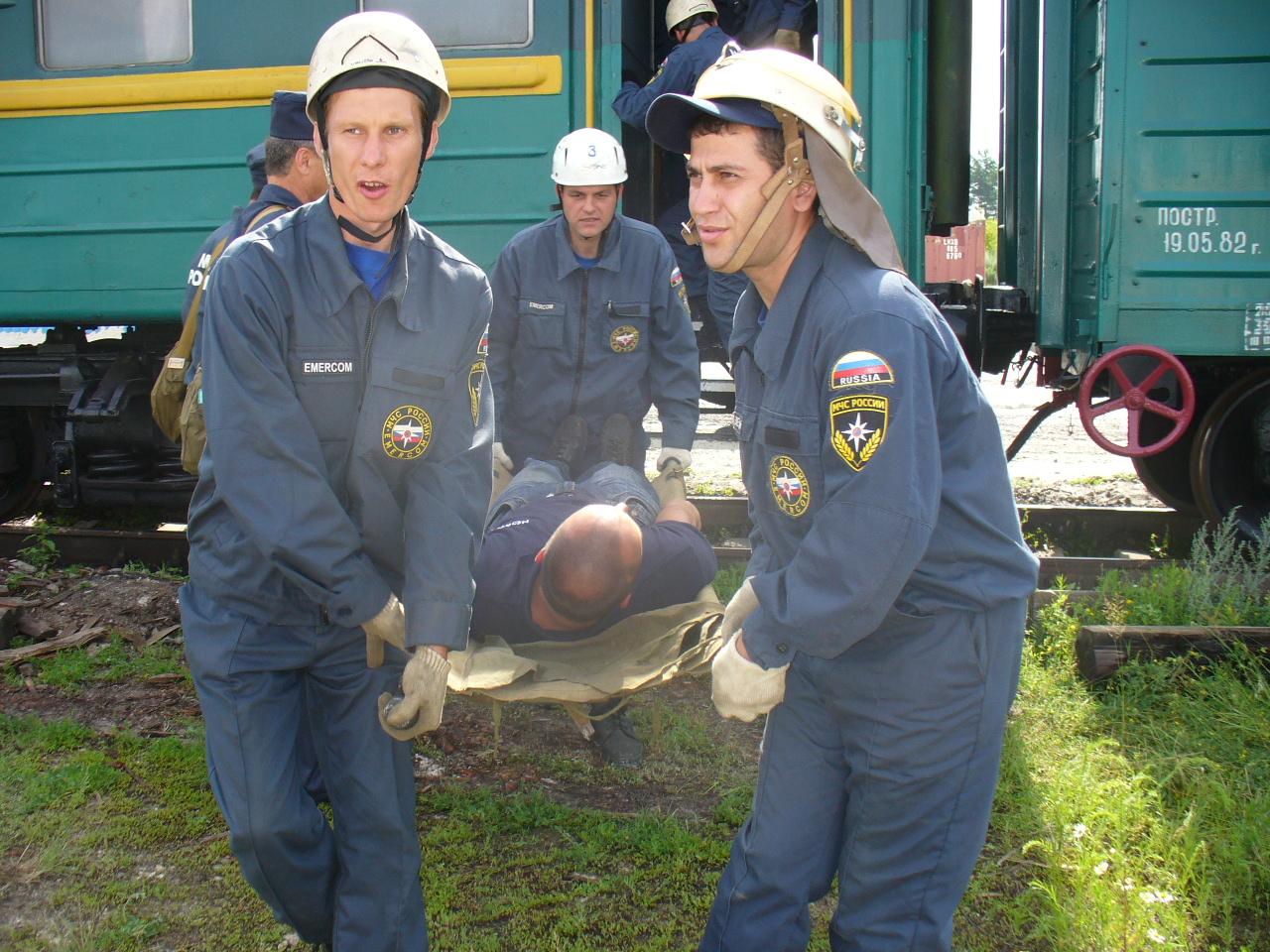 Спасатели помогли врачам Скорой помощи