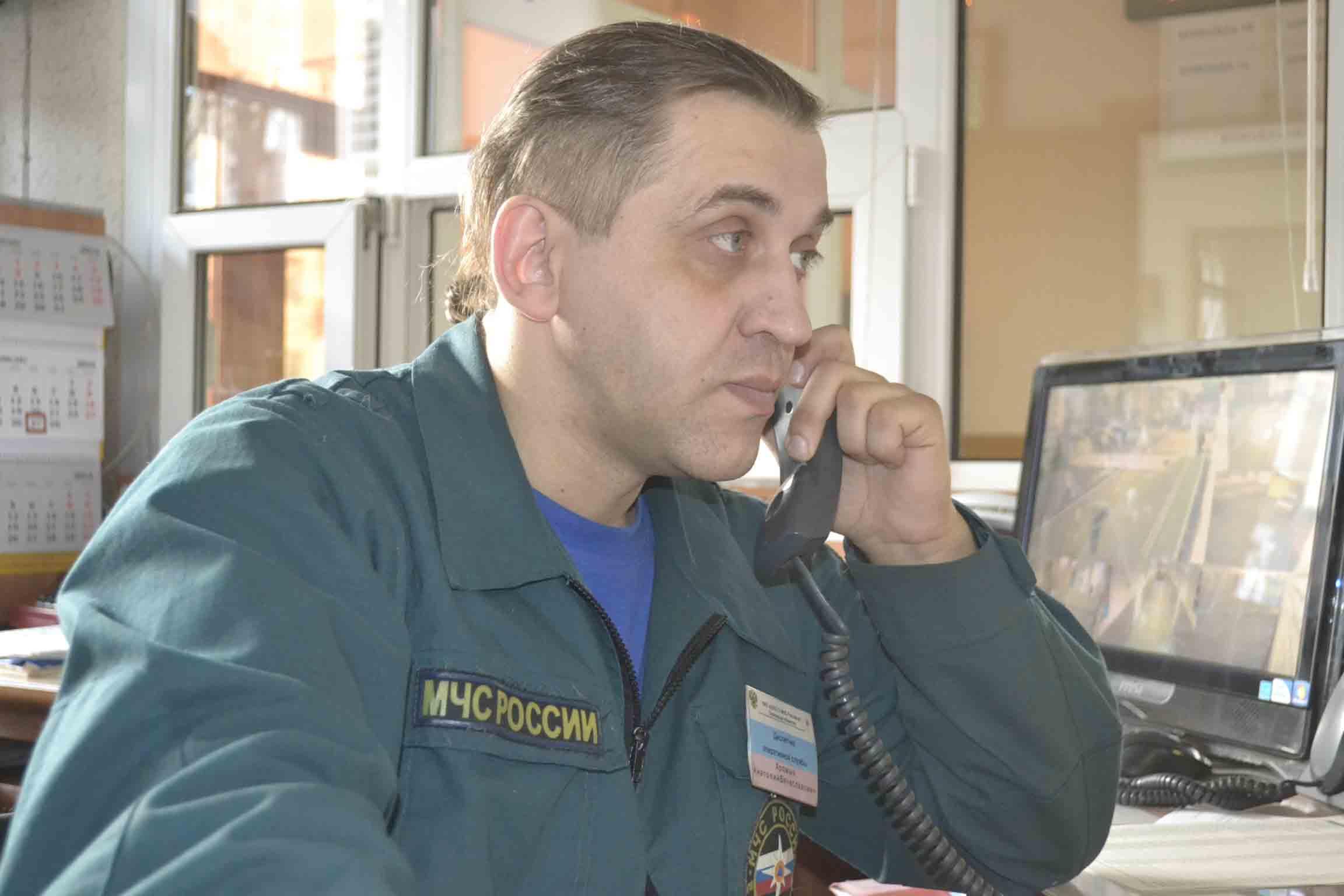 Диспетчер орловского МЧС – в числе факелоносцев  паралимпийского огня