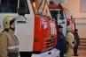 Проведен смотр готовности пожарной техники