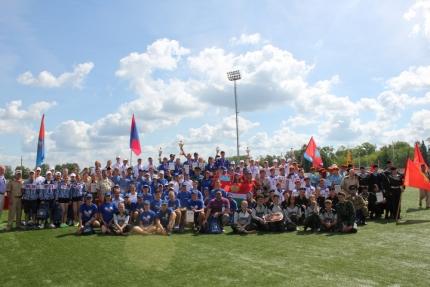 Команда Рязанской области победила в VII межрегиональных соревнований «Юный спасатель (водник)» среди команд ЦФО