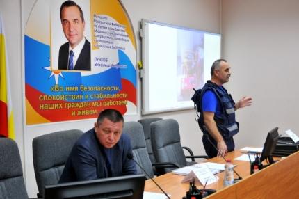 Сотрудники аварийно-спасательных формирований Рязанской области подтвердили квалификацию «спасатель»