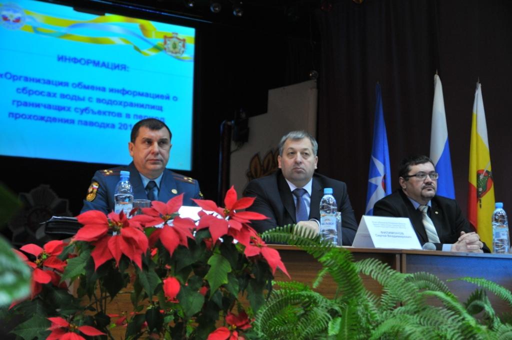 Подготовка к весеннему половодью и обеспечению безопасности людей на воде в Рязанской области