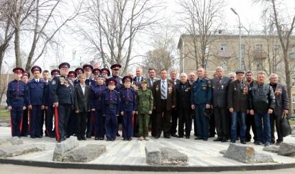 Почтили память погибших участников ликвидации чернобыльской катастрофы
