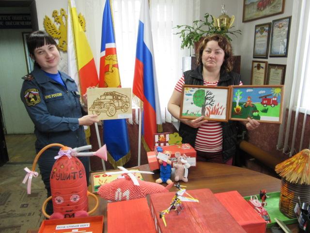 В Клепиковском районе подвели итоги районного конкурса «Неопалимая купина»