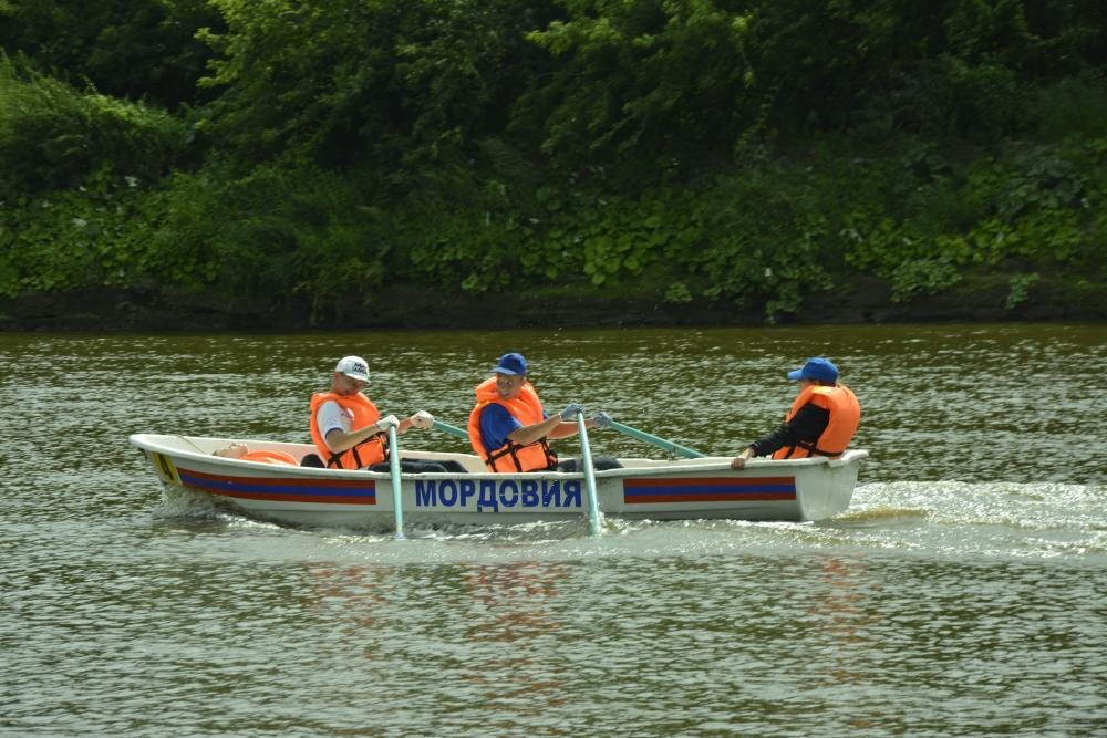 IХ межрегиональные соревнования «Юный спасатель (водник)»