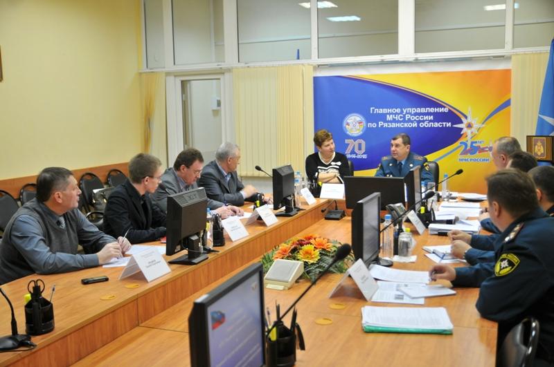 Подписание Соглашения с Торгово-промышленной палатой Рязанской области