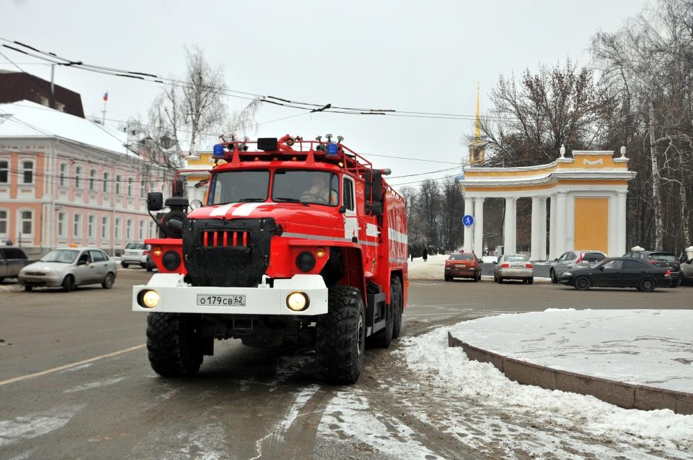 Профилактическая работа с населением по предупреждению пожаров
