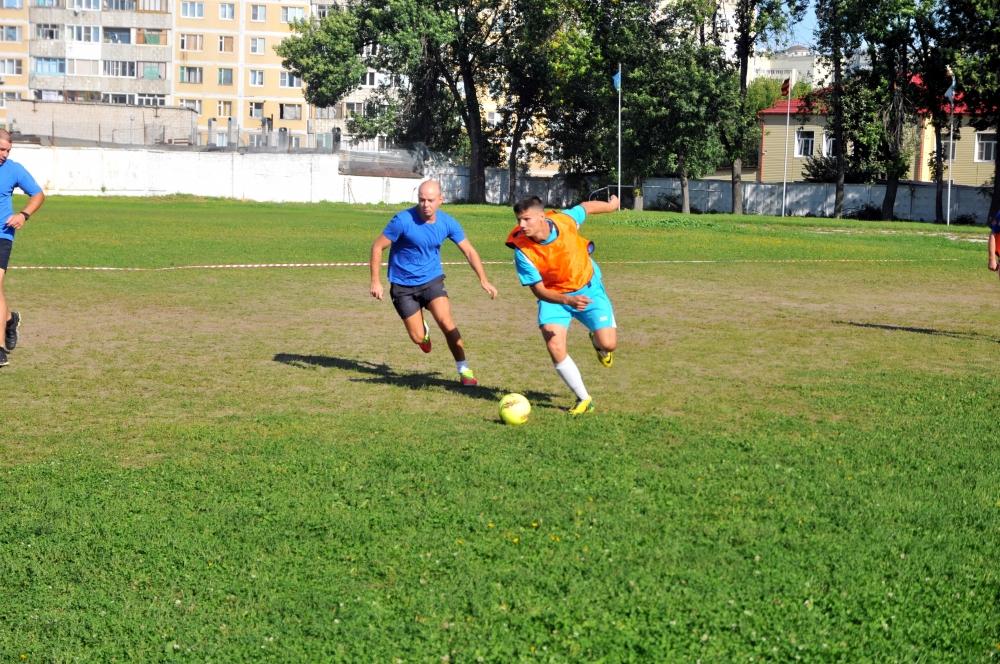 Соревнования по мини-футболу среди подразделений Главного управления  МЧС России по Рязанской области и подчиненных учреждений.