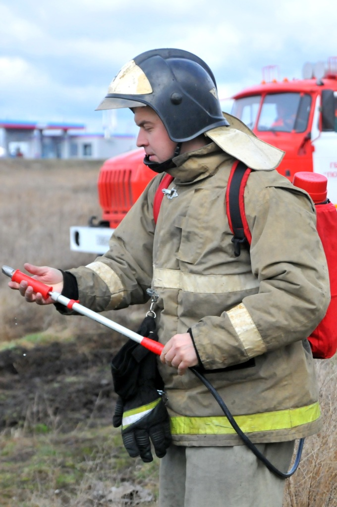 Участие Рязанской области в командно-штабном учении МЧС России