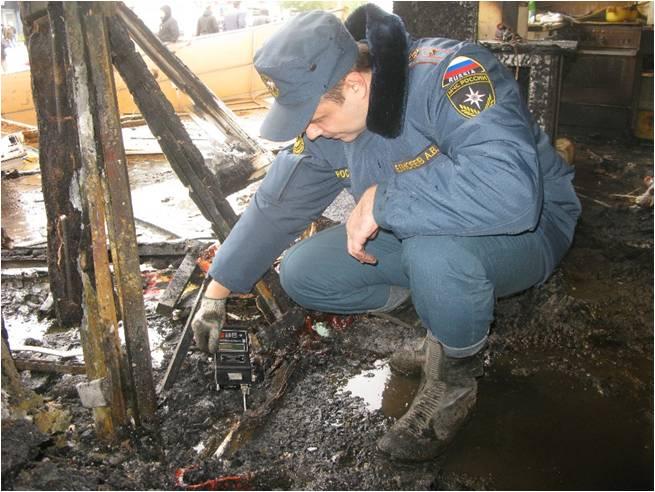 """ФБГУ """"Судебно-экспертное учреждение ФПС """"Испытательная пожарная лаборатория"""""""