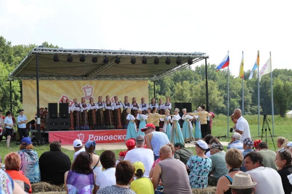 «Городок МЧС» на фестивале «Рановское лето»