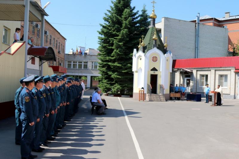 8 июня исполнится 197 лет со дня образования пожарной охраны Рязанской области. В преддверии праздника в Главном управлении МЧС России по Рязанской области состоялось торжественное собрание.