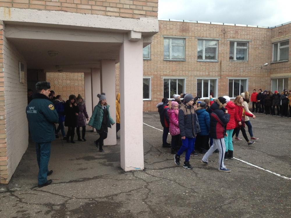 Всероссийский открытый урок  «Основы безопасности жизнедеятельности (27.04.2018)